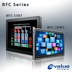 BFC slim panel pc
