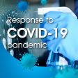 WE ARE WITH YOU! <br>Response to COVID-19 PANDEMIC